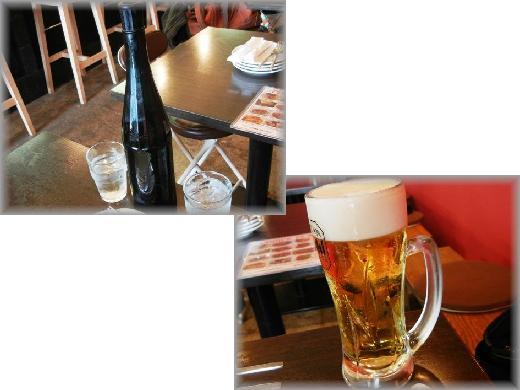 水とビール.jpg
